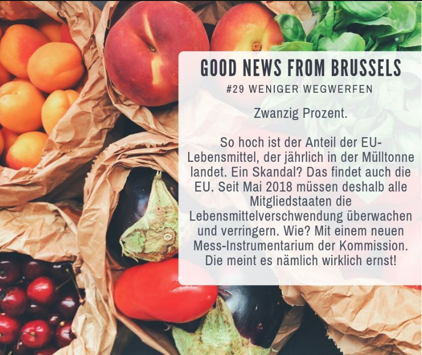 Good News from Brussels #29