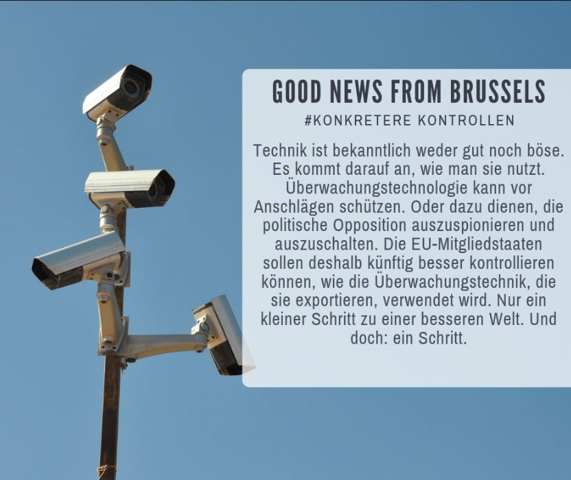 Good News from Brussels #31