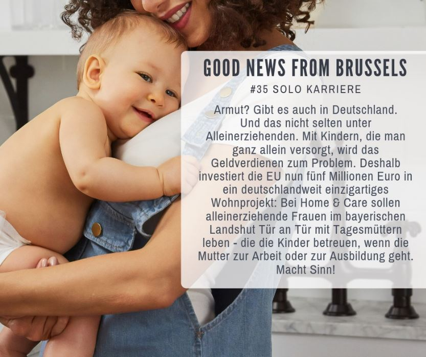 Good News from Brussels #35